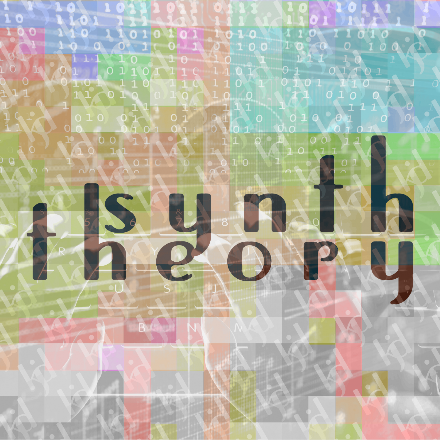 Synth Theory Album Cover